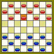 настольная игра Spanish Checkers Испанские шашки