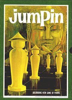 настольная игра Jumpin Прыгать