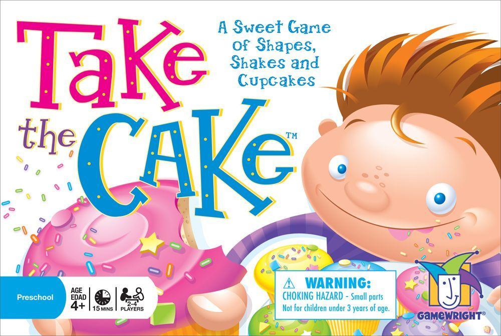 настольная игра Take the Cake Возьми торт