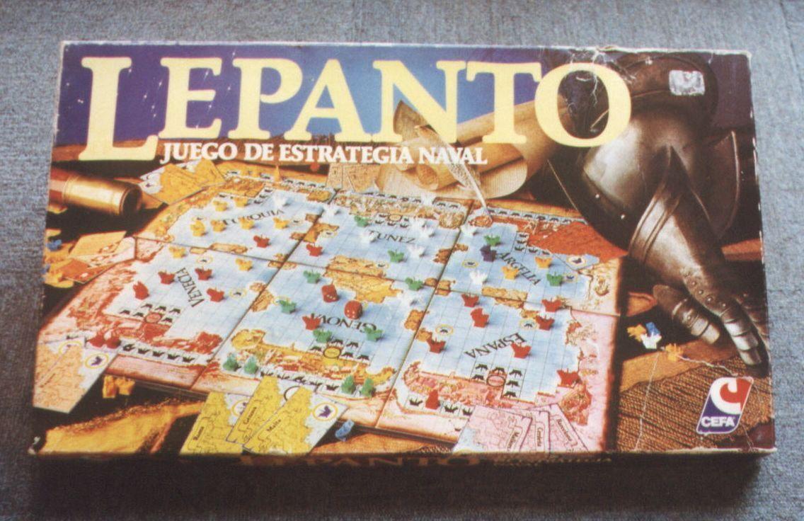 настольная игра Lepanto Лепанто