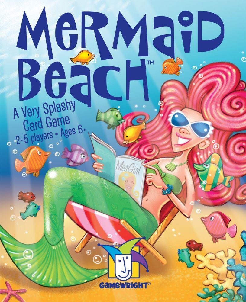 настольная игра Mermaid Beach Русалка Бич