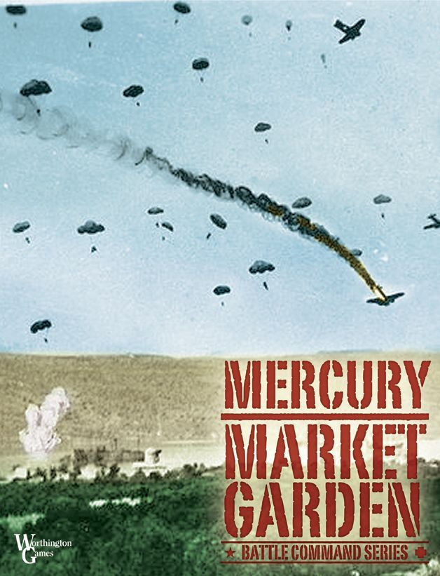настольная игра Mercury/Market Garden Меркурий / Market Garden