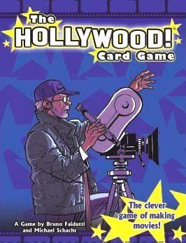 настольная игра The Hollywood! Card Game Голливуд! Карточная игра