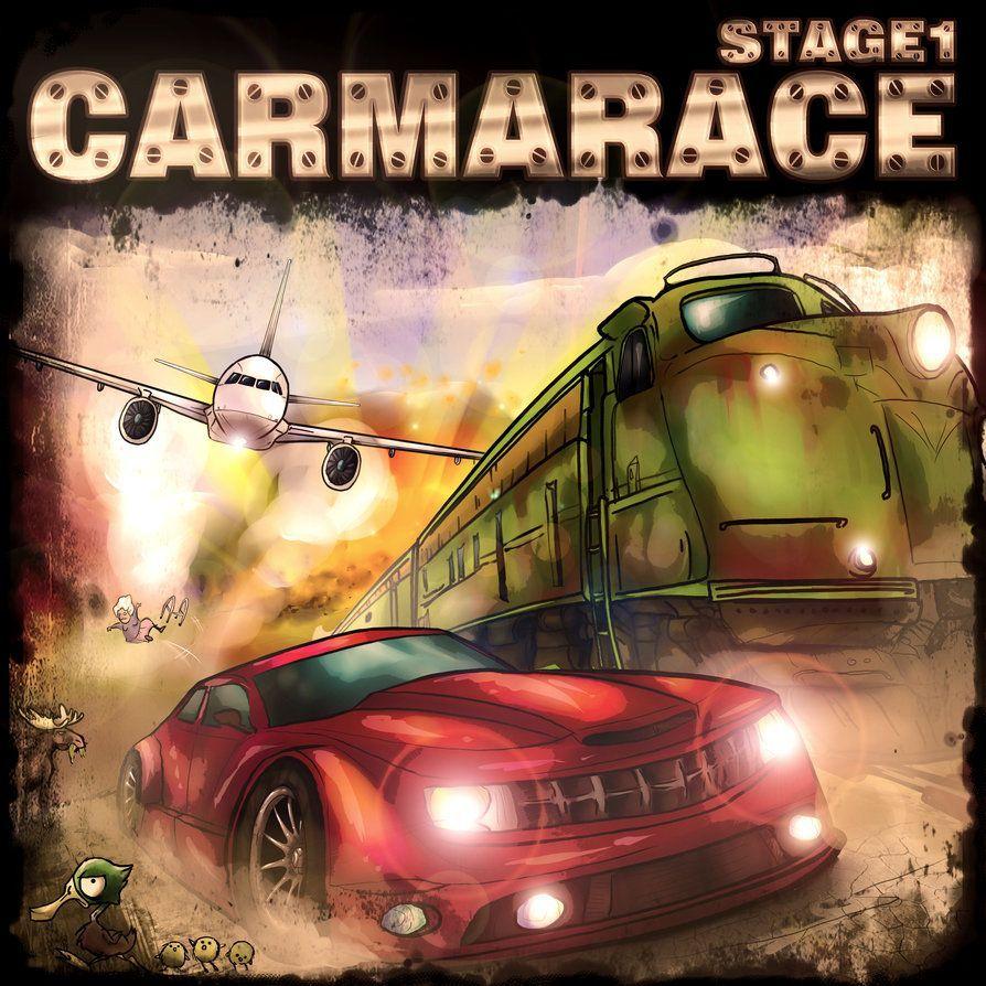 настольная игра Carmarace Кармарас