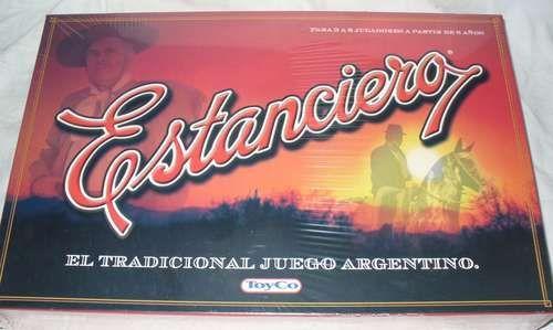 настольная игра Estanciero
