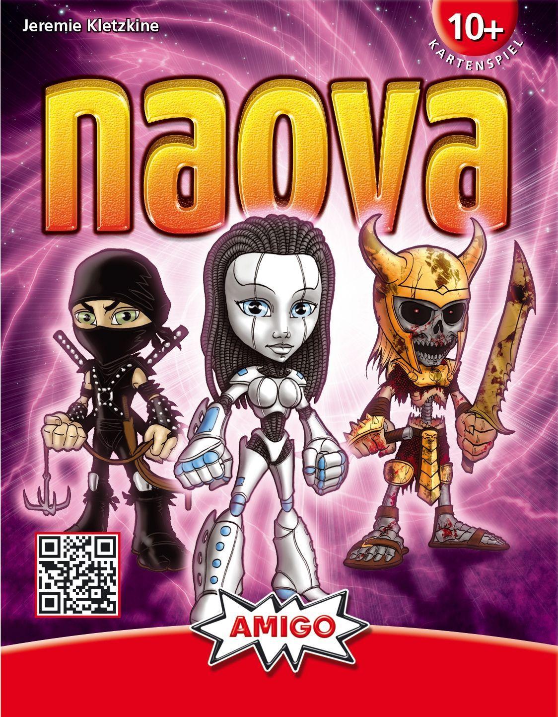 настольная игра Naova Наова