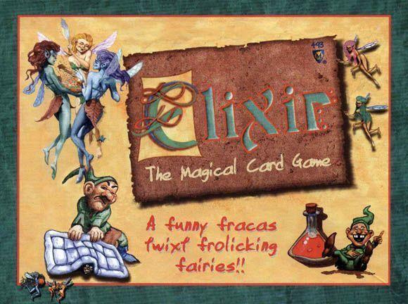 настольная игра Elixir Эликсир