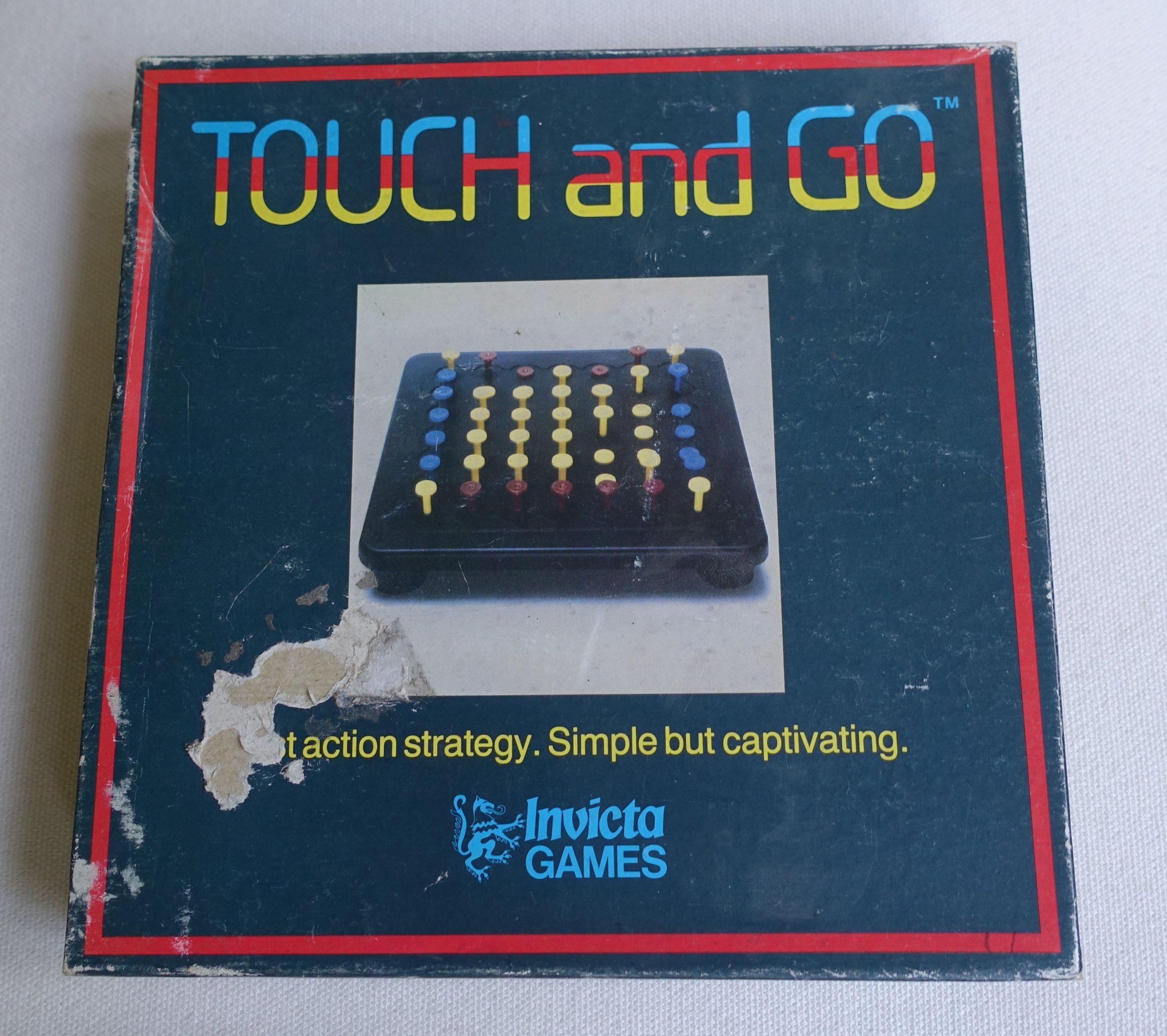 настольная игра Touch and Go