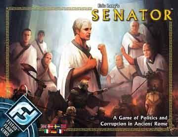 настольная игра Senator Сенатор