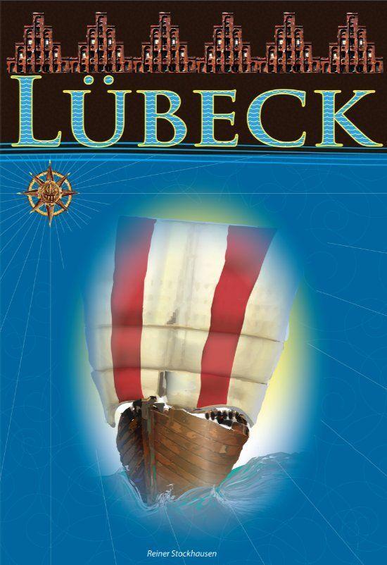настольная игра Lübeck Любек