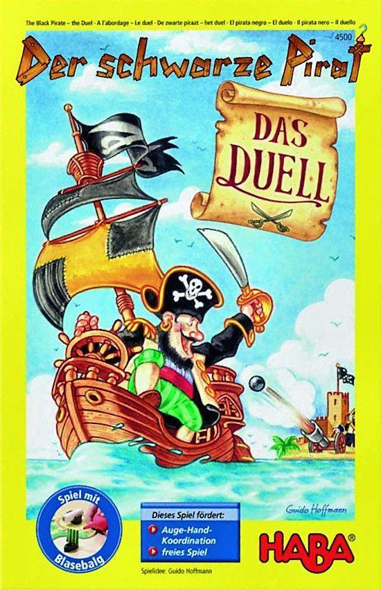 настольная игра Der schwarze Pirat: Das Duell