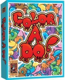 настольная игра Color-A-Do Колорадо