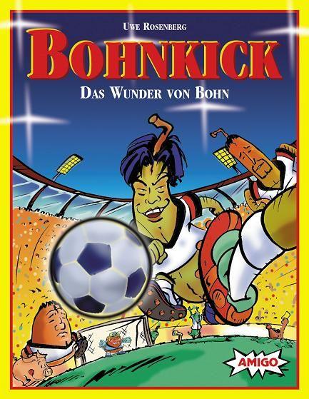 настольная игра Bohnkick