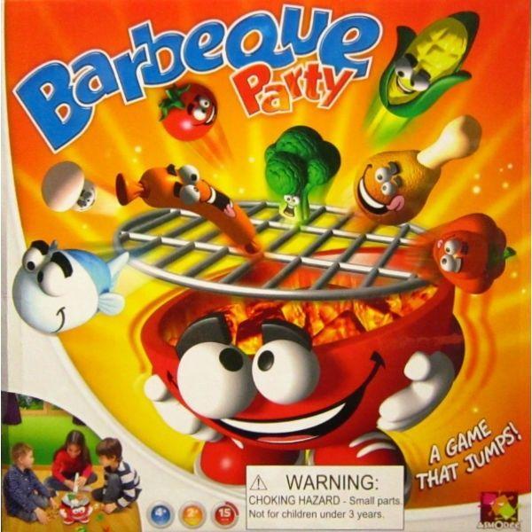 настольная игра Barbeque Party Вечеринка с барбекю