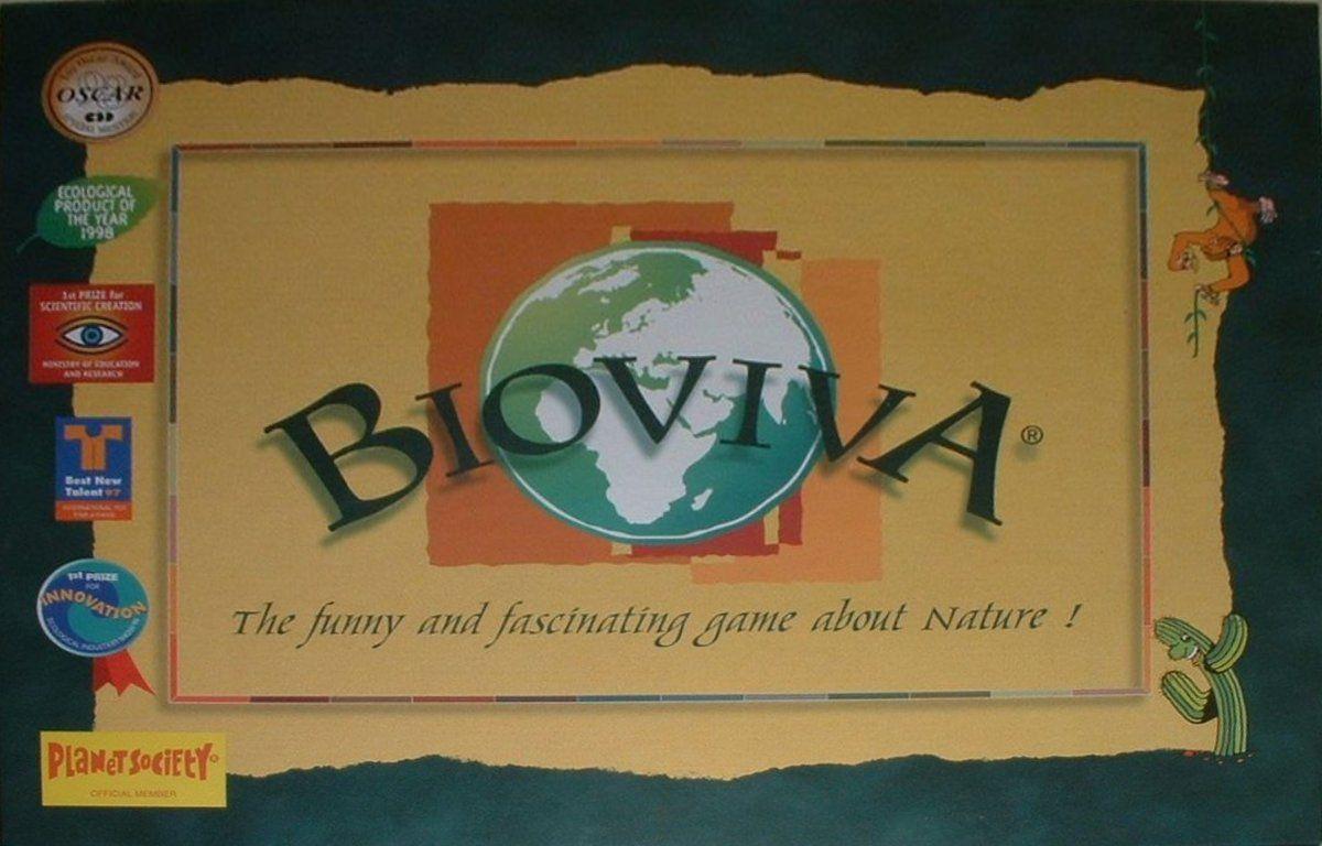 настольная игра Bioviva Биовива