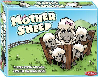 настольная игра Mother Sheep Мать овца