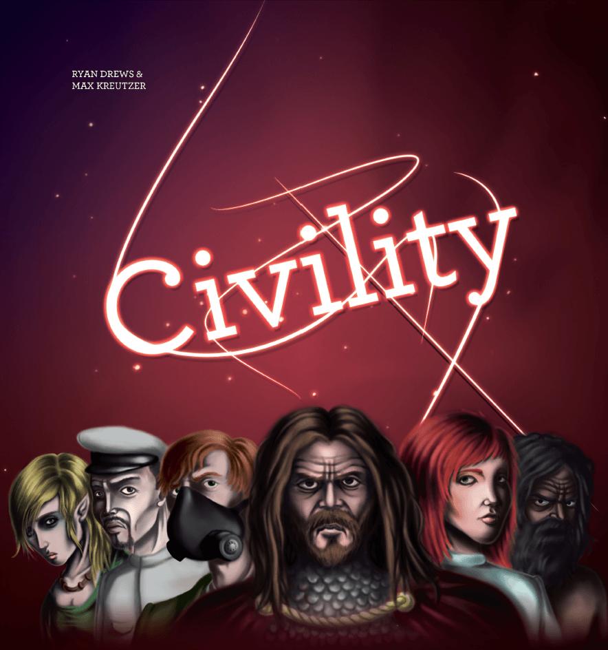 настольная игра Civility Вежливость