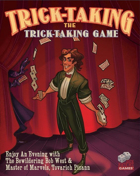 настольная игра Trick-Taking: The Trick-Taking Game Уловки: игра в уловки