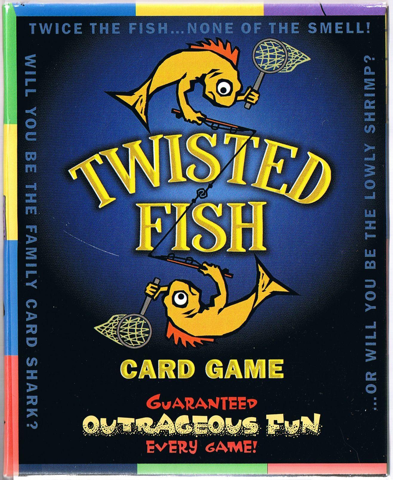 настольная игра Twisted Fish Витая рыба
