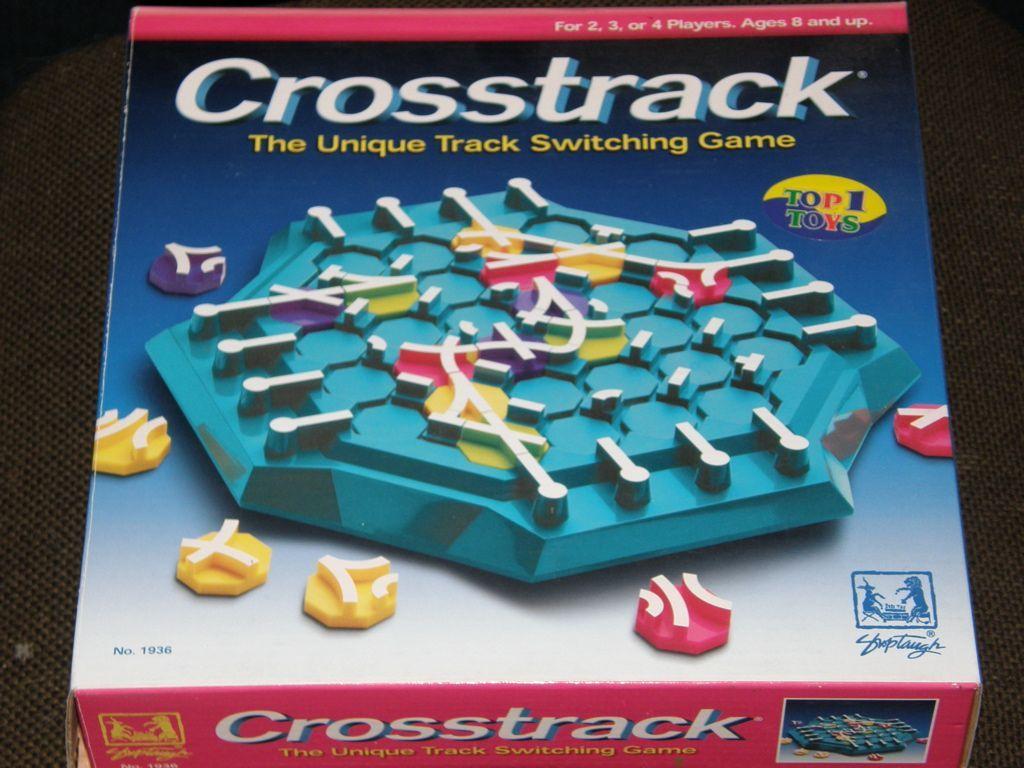 настольная игра Crosstrack