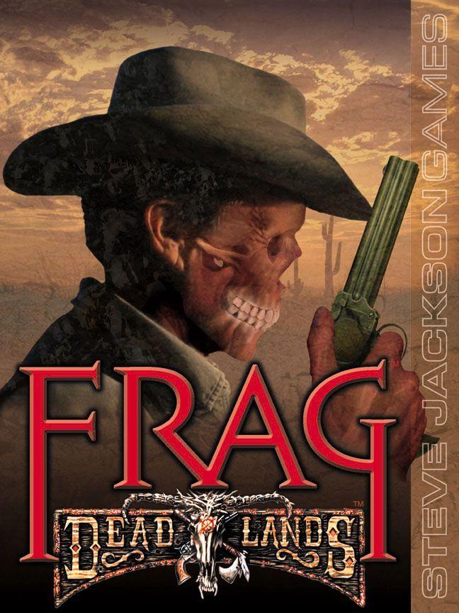 настольная игра Frag Deadlands