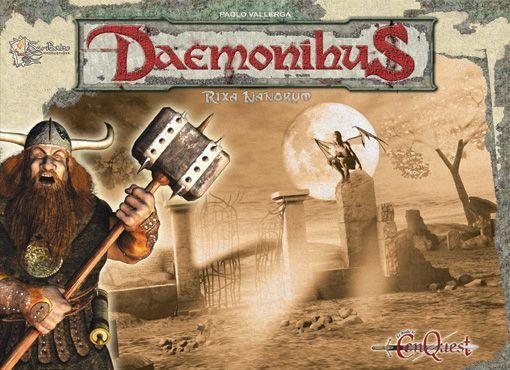 настольная игра Daemonibus Демонибус