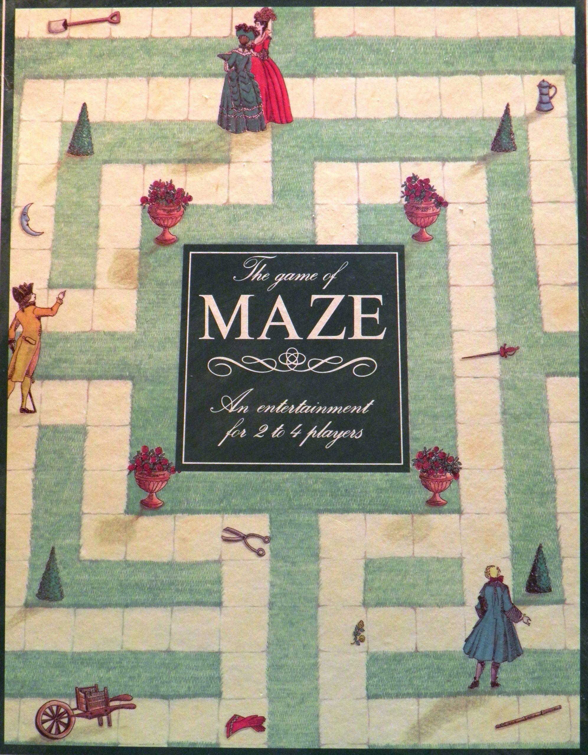 настольная игра The Game of Maze Игра в лабиринт