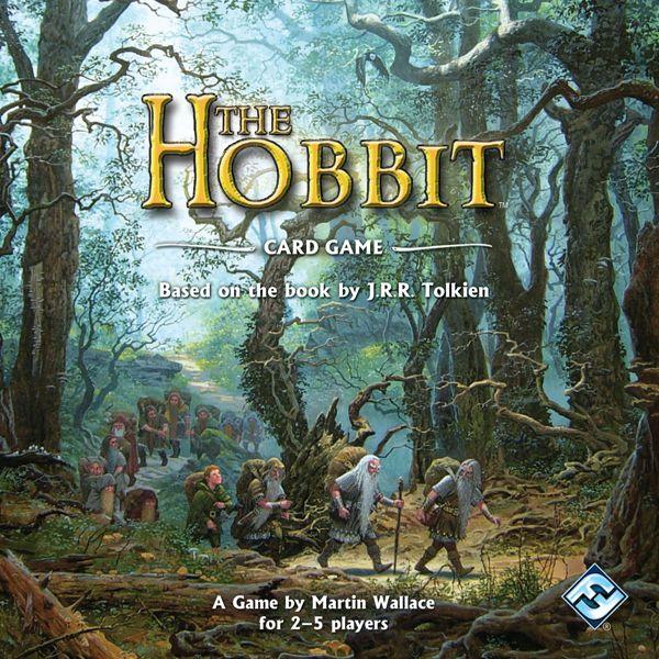 настольная игра The Hobbit Card Game Карточная игра Хоббита