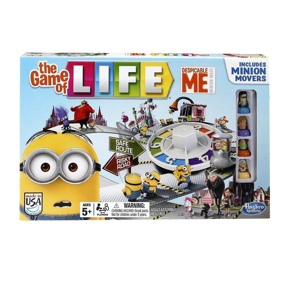 настольная игра The Game of Life: Despicable Me Игра жизни: Гадкий я