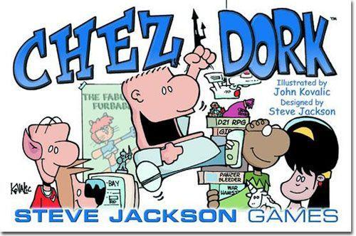 настольная игра Chez Dork