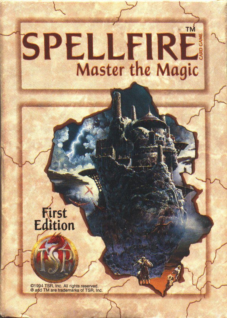 настольная игра Spellfire