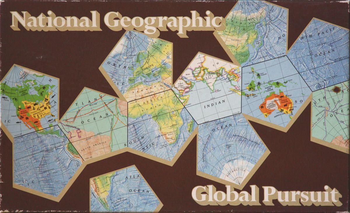 настольная игра Global Pursuit Глобальное преследование