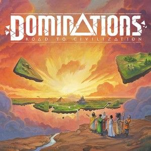 настольная игра Dominations: Road to Civilization Господства: Дорога к цивилизации
