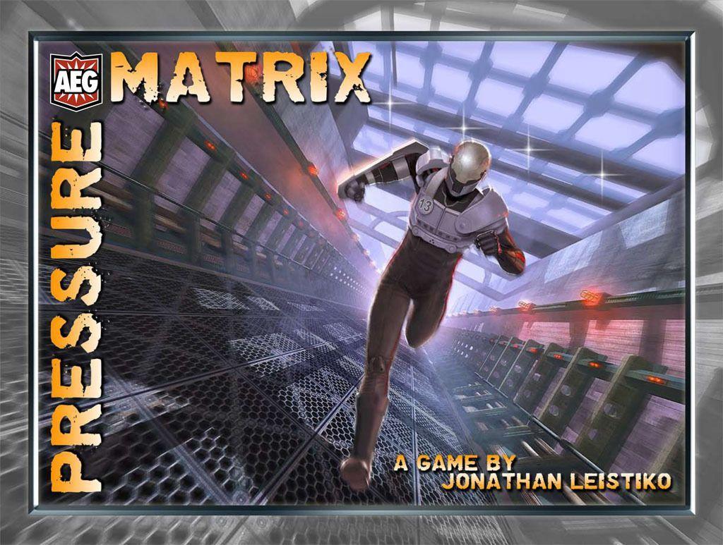 настольная игра Pressure Matrix Матрица давления