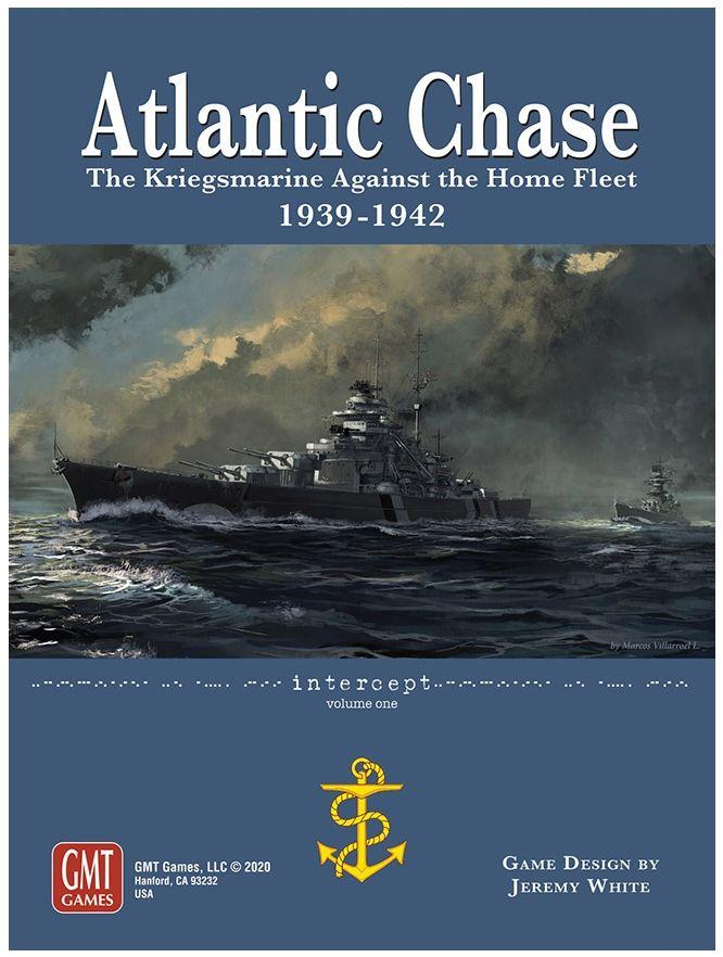 настольная игра Atlantic Chase Атлантик Чейз