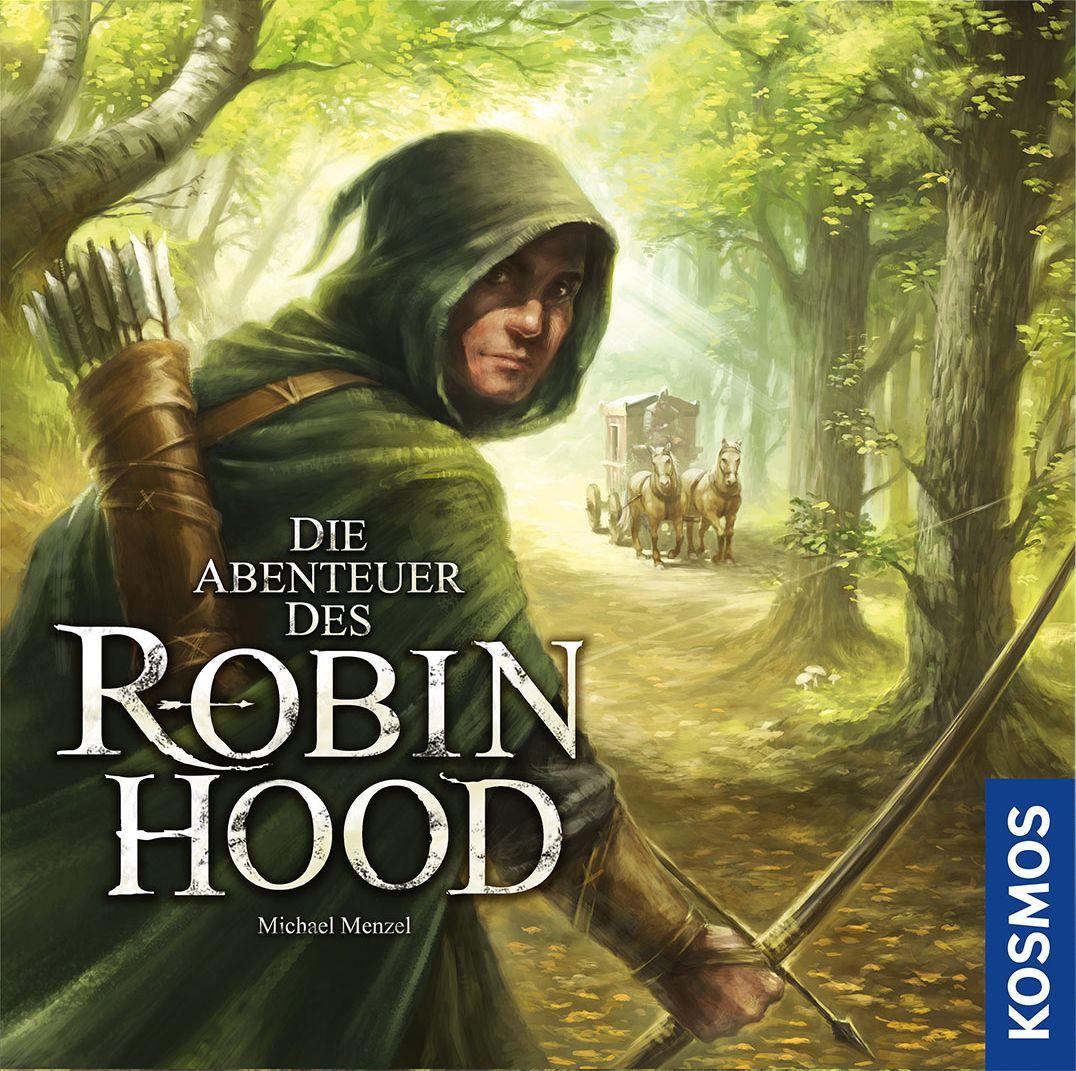 настольная игра The Adventures of Robin Hood Приключения Робин Гуда