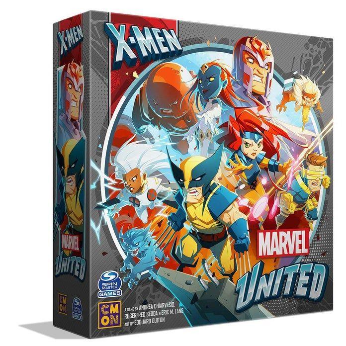 настольная игра Marvel United: X-Men Marvel United: Люди Икс
