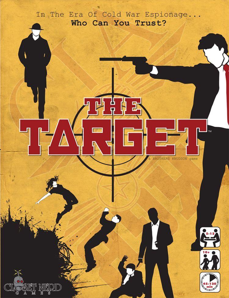 настольная игра The Target Цель