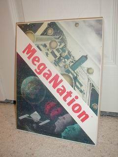 настольная игра MegaNation