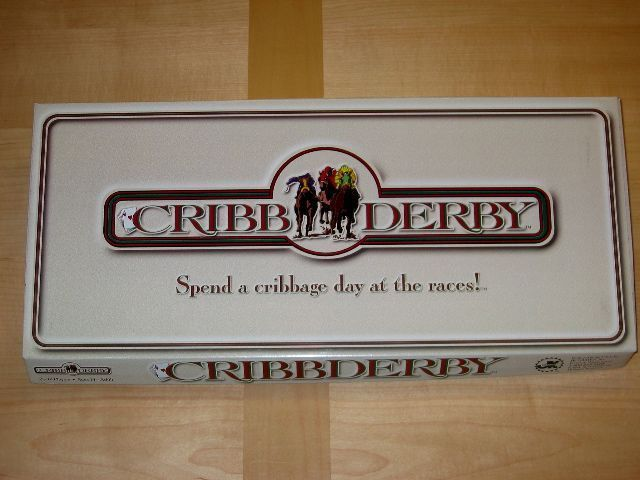 настольная игра Cribb Derby