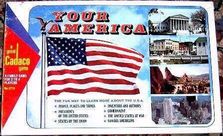 настольная игра Your America