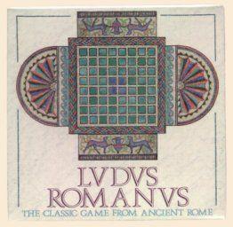 настольная игра Ludus Romanus
