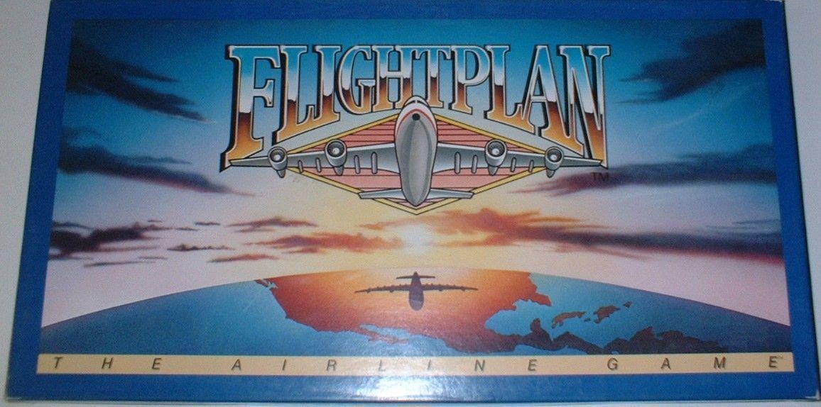 настольная игра Flightplan