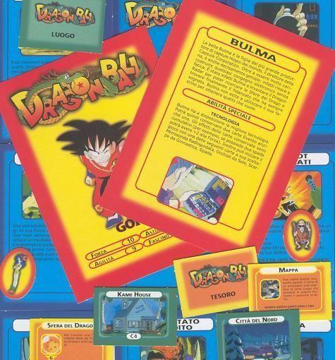 настольная игра Dragon Ball: Alla ricerca delle Sette Sfere