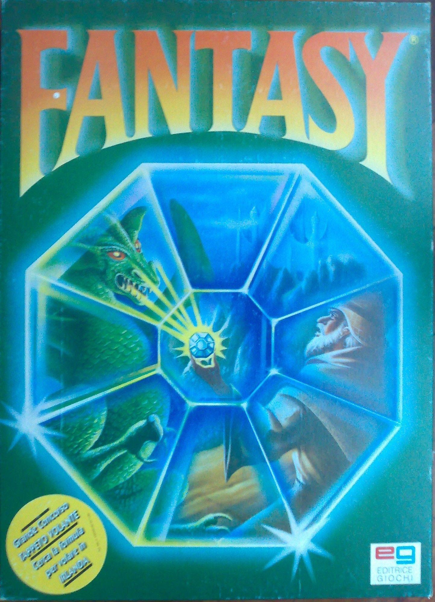 настольная игра Fantasy