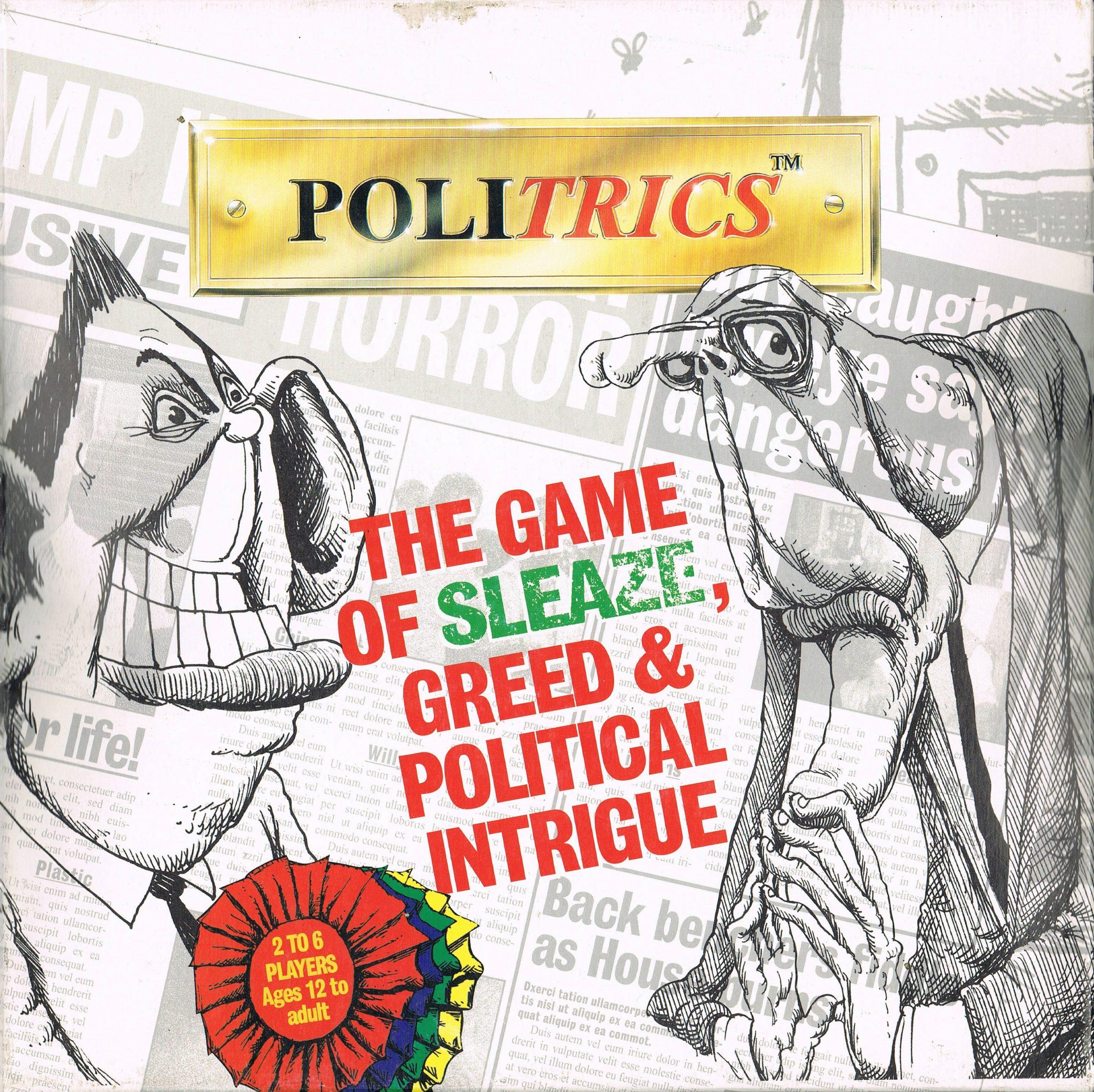 настольная игра Politrics