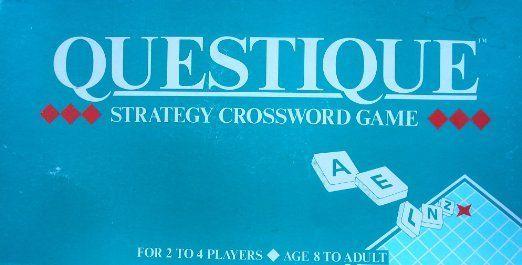 настольная игра Questique