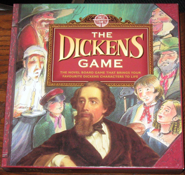 настольная игра The Dickens Game
