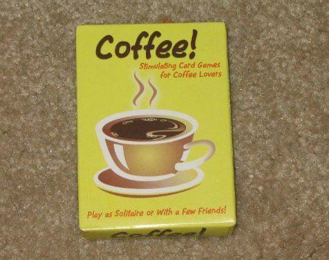 настольная игра Coffee!
