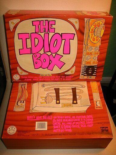 настольная игра The Idiot Box